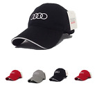 NEW Audi Cap Baseball Stylish Hat Car Adults Golf Embroidery Black Red Snapback