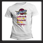 T Shirt Unisex Cleveland Cavaliers collection NBA Lebron K.Love Irving 0445