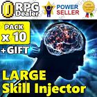 EVE Online LARGE Skill Injector 1-100 |FAST+SAFE+Gift+Discount| PLEX / ISK |24/7