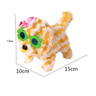 Sound Control Electronic Dogs Interactive Pets Robot Dog Bark Stand Walk Toys