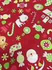 Riley Blake Home for the Holidays fabric US FQs xmas material Trees Snowmen