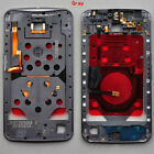 Middle Frame Bezel Case Cover For Motorola Google Nexus 6 XT1103 XT1100 Black