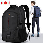 "Mixi 20"" Mens Computer Laptop Backpack Cool Travel Daypack School Work Book Bags"