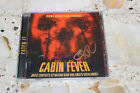 Cabin Fever 2003 Soundtrack Autographed/Signed by both Eli Roth and Nathan Barr