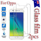 2x Oppo A57 A73 A77 Ax5 Tempered Glass Screen Protector Film Guard Protector