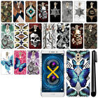 """For Huawei Honor 6X/ Mate 9 Lite 5.5"""" Butterfly HARD Back Case Cover + Pen"""