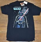 Star Wars Darth Vader Pixels Graphic T-Shirt Men's Tee Officially Licensed $17.72 CAD
