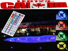 LED WATERPROOF FLEXIBLE STRIP SWIMMING POOL/FOUNTAIN LIGHTS+REMOTE+POWER SUPPLY
