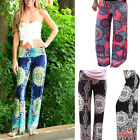 Thai Style Yoga Beach Loose Boho Gypsy Hippie Women Harem Pants Trousers Summer