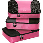 eBags Medium Packing Cubes - 3pc Set 10 Colors Travel Organizer NEW
