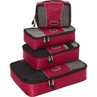 eBags Packing Cubes - 4pc Small/Med Set 5 Colors Travel Organizer NEW
