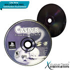 Casper: Friends Around the World PlayStation 1 2000PS1 Video Game DISC ONLY #XD9