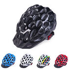 Fashion MTB Bike Adult Safety Helmet Cycling Honeycomb Type 41 Holes Helmets