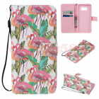 PU Wallet Cell Phone Case For Samsung Galaxy S8 S8 Plus HUAWEI Stand Cover Shell