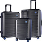 Travelers Club Luggage Beijing 3pc Expandable Hardside Luggage Set NEW фото