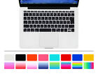 """Japanese Silicone Keyboard Skin Cover Protector F New Mac Pro 13 A1708 12"""" A1534"""