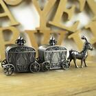 Cute My First Tooth & Curl Silver Trinket Box Set Keepsake Baby Shower Gift