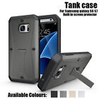New Luxury 360° Shockproof Protective Case Cover For Samsung Galaxy S6 S7 / Edge