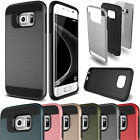 Hybrid Rubber Shockproof Armor Slim Case Cover For Samsung Galaxy A3 A5 A7 2016