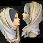 Large Very Gorgeous Multicolor Cotton With Tassels hijab, Scarf, Womens Shawl
