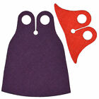 CUSTOM cape - ideal cape for your Lego Toy Story Zurg minifig - CAPES ONLY