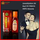 SAAHDHHA Penis Thickness Length Hardness Erection Fast Growth 15ml God Oil