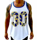 Golden State Warriors Stephen Curry floral graphic shirt mesh tank top jersey on eBay