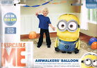 Human Size Airwalker Foil Balloon Party Decorating - Giant Gliding