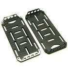 Carbon Fiber Battery Mounting Plate Tray for 1/10 RC Crawler car Axial SCX10