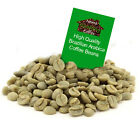 960g Brazil Santos Raw Arabica Green Coffee Beans for Home Roasting. Free P&P