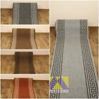 MODERN CHEAP STAIRS RUNNER HALLWAY XLARGE SMALL CARPET 67-80-100cm LONG RUGS