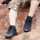 Army Boots Combat Soldier Jungle Hiking Military Tactical Security Shoes Black