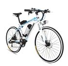 Cyrusher MX3.8 Man 21 Speeds Electric Bicycle 240Watt 36V 10AH Disc Brakes