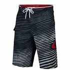 "OAKLEY BAJA BISCUIT 21"" BOARDSHORTS BLACKOUT SS 2017 COSTUME NEW 30 32 34 36 ON"