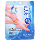 Popular 2PC Foot/Hand Peeling Masks Exfoliating Renew Dead Skin Cuticles
