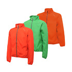 Dare2b Fired Up Mens Water-Repellent Wind Resistant Softshell Jacket Red XXL