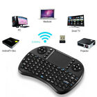 2.4G Mini Wireless Fly Air Keyboard Mouse Remote Touchpad For Android TV BOX/ PC фото