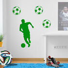 Football Figures Players Player Wall Stickers Decals Vinyl Transfer Decal A74