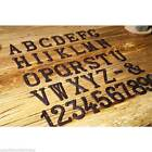 Modern House Plaque Bronze Arc Plating Number Room Numbers