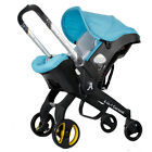 Baby Stroller 3 in 1 Suitable For Newborn Bebe Carriage Poussette Baby Stroller фото