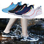 Men Water Shoes Sport Sneaker Lightweight Breathable for Beach Trainer Outdoor