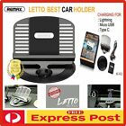 Car phone Mount Cradle Holder  Genuine REMAX UNIVERSAL charger iPhone/Galaxy