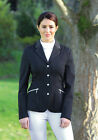 Shires Sprt Holburn Horse Riding Show Jacket - Ladies ALL SIZES & COLOURS