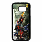 Transformers Optimus Prime Rubber Bumper Phone Case for iPhone Samsung 's D15
