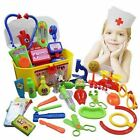 Kids Childrens Doctor Doctors Nurse Medical Set Role Play Toy Kit Gift 30 Pcs XT