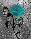 Teal Bathroom Wall Art Home Decor Teall Matted Wall Art Pictures