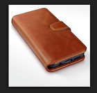 Leather Book Case Style With Stand For Samsung Galaxy S8 / S9 Plus S7 EDGE S6 S5