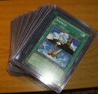YU-GI-OH! SPELL/MAGIC CARDS ~ ALL BEGIN WITH LETTER S