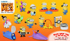 2017 McDONALD'S DESPICABLE ME 3 HAPPY MEAL TOYS! CLEARANCE SALE! SHIPPPING NOW!