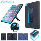 Heavy Duty Kickstand Shockproof Protective Case Cover for iPad Pro 10.5 2017